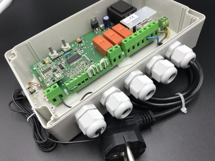 Rohrmotorsteuerung 4M644-102  40,685 MHz