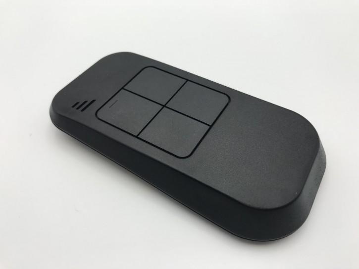 Sender Typenreihe S630L-400 schwarz / 40,685 MHz / 4 Tasten