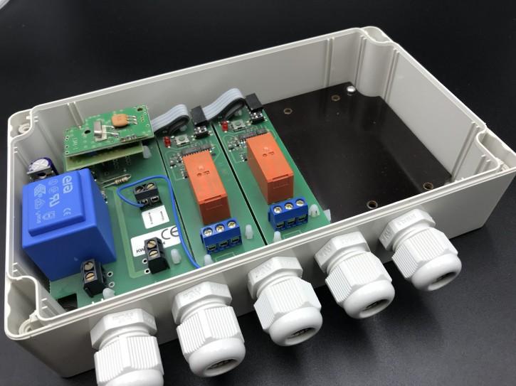 E300 Empfänger im IP65 – Gehäuse